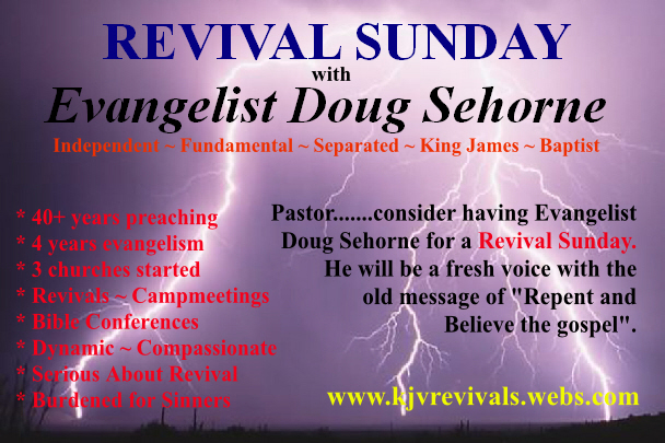 REVIVAL SUNDAY