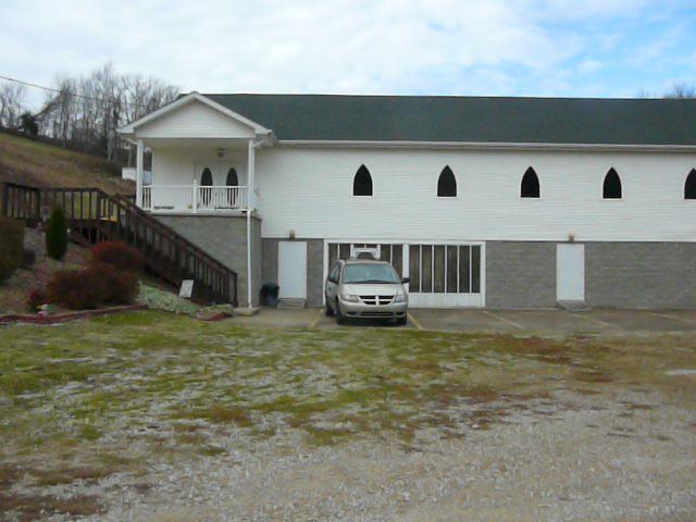 Bethel Baptist - Given, WV