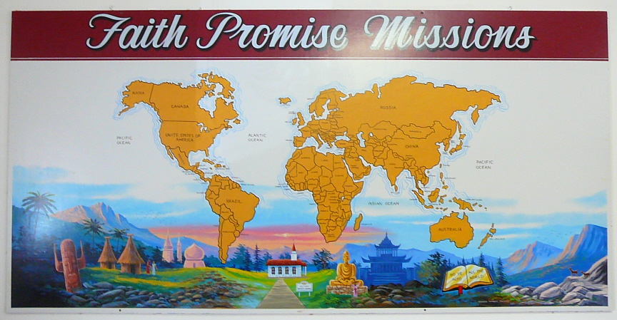 Missions Board